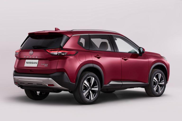 2021 Nissan Rogue 588155