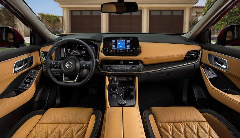 2021 Nissan Rogue 588159