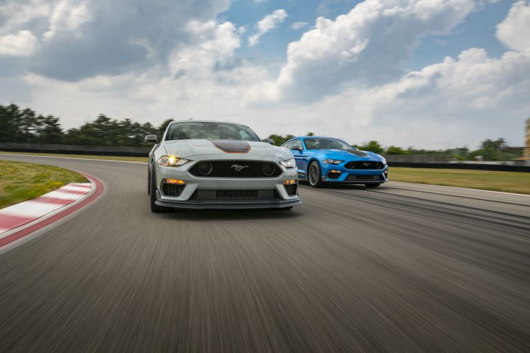 2021 Ford Mustang Mach 1 588293