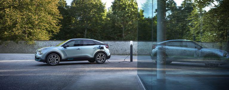 2021 Citroën ë-C4 589808
