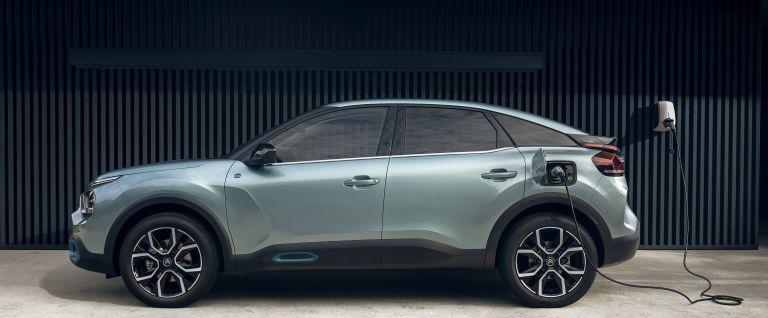 2021 Citroën ë-C4 589819