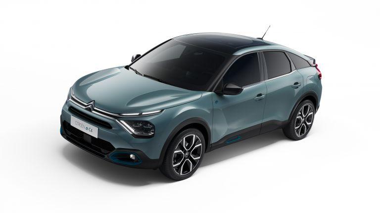 2021 Citroën ë-C4 589823