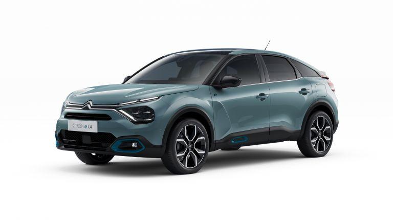 2021 Citroën ë-C4 589824