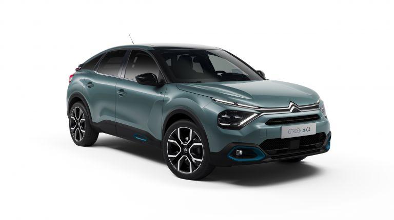 2021 Citroën ë-C4 589825