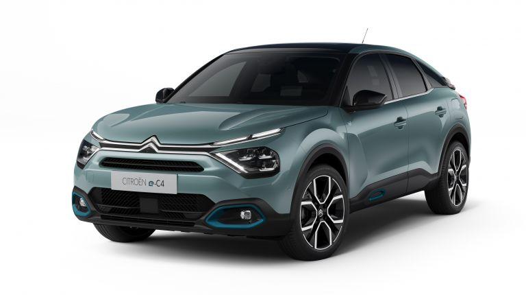 2021 Citroën ë-C4 589826