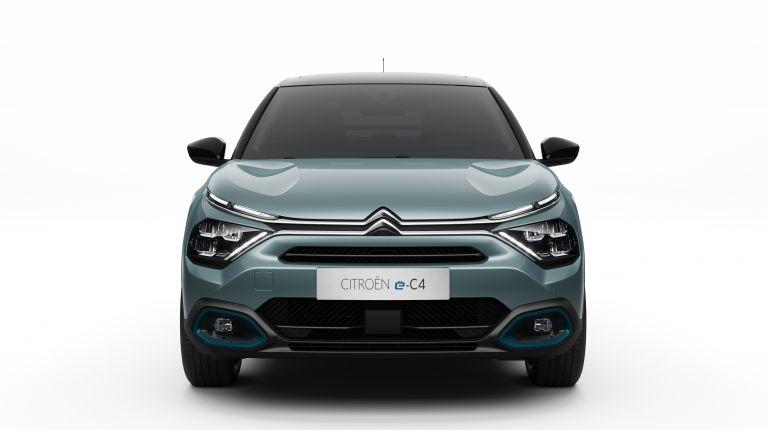 2021 Citroën ë-C4 589827