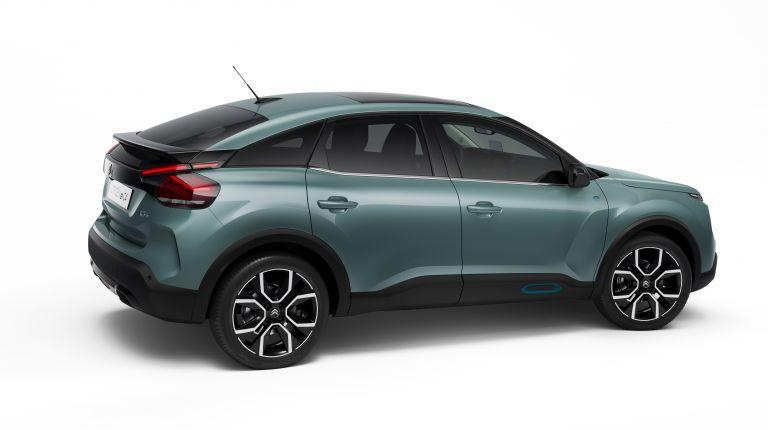 2021 Citroën ë-C4 589829