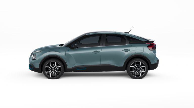 2021 Citroën ë-C4 589830