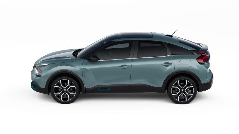 2021 Citroën ë-C4 589831