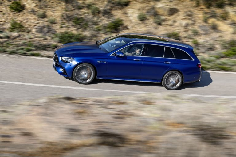 2021 Mercedes-AMG E 63 S 4Matic+ Estate 588768