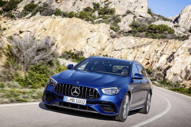 2021 Mercedes-AMG E 63 S 4Matic+ Estate 588769