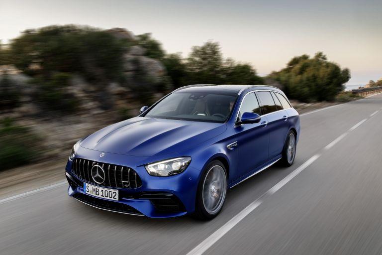 2021 Mercedes-AMG E 63 S 4Matic+ Estate 588774