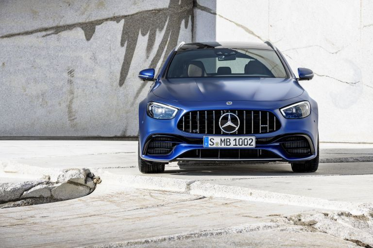 2021 Mercedes-AMG E 63 S 4Matic+ Estate 588780