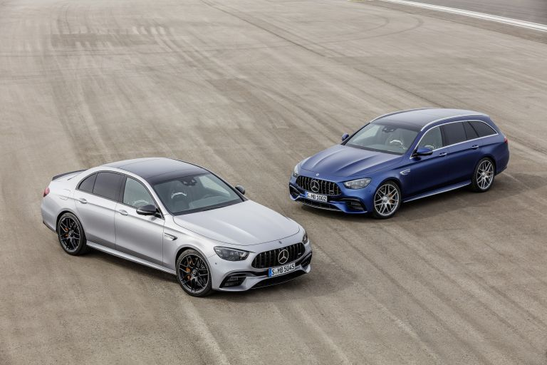 2021 Mercedes-AMG E 63 S 4Matic+ Estate 588791