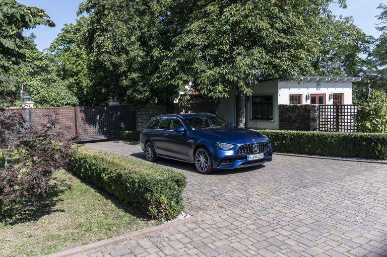 2021 Mercedes-AMG E 63 S 4Matic+ Estate 602662