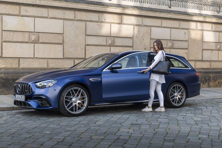 2021 Mercedes-AMG E 63 S 4Matic+ Estate 602670
