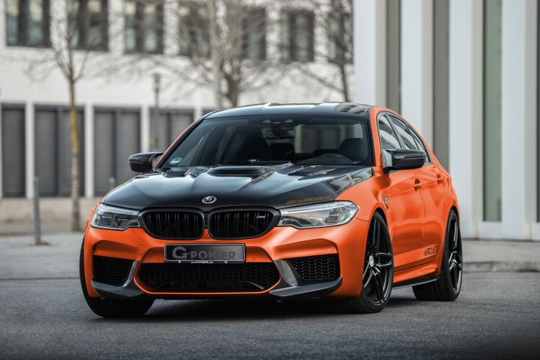 2020 G Power M5 Hurricane Rs Based On Bmw M5 F90 588925 Best Quality Free High Resolution Car Images Mad4wheels