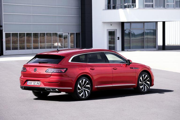 2020 Volkswagen Arteon Shooting Brake eHybrid R-Line 589138