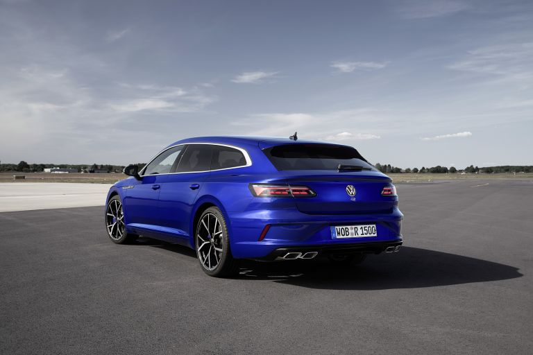 2020 Volkswagen Arteon Shooting Brake R 589157
