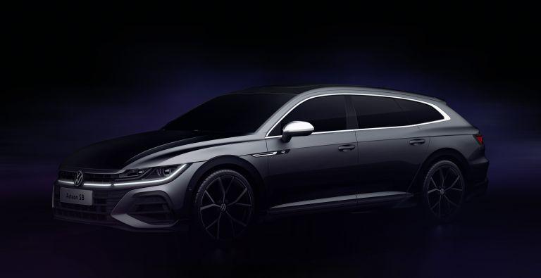 2020 Volkswagen Arteon Shooting Brake R 589171