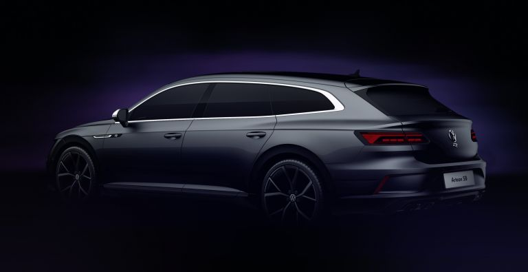 2020 Volkswagen Arteon Shooting Brake R 589173