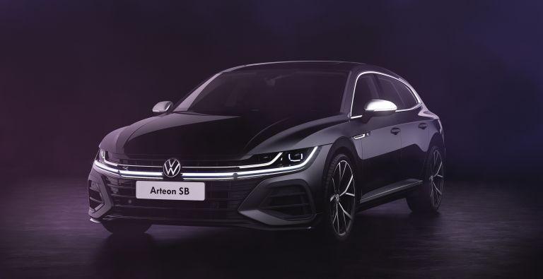 2020 Volkswagen Arteon Shooting Brake R 589174