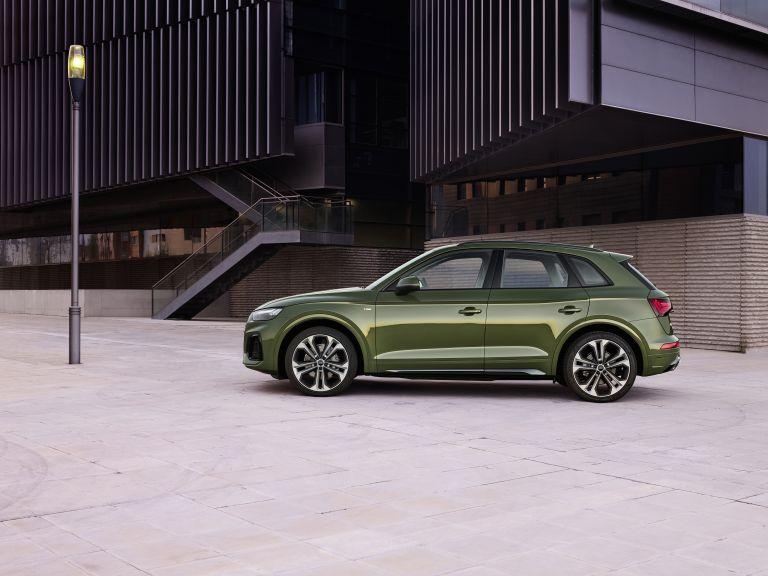 2020 Audi Q5 40 TDI quattro s-tronic 589285