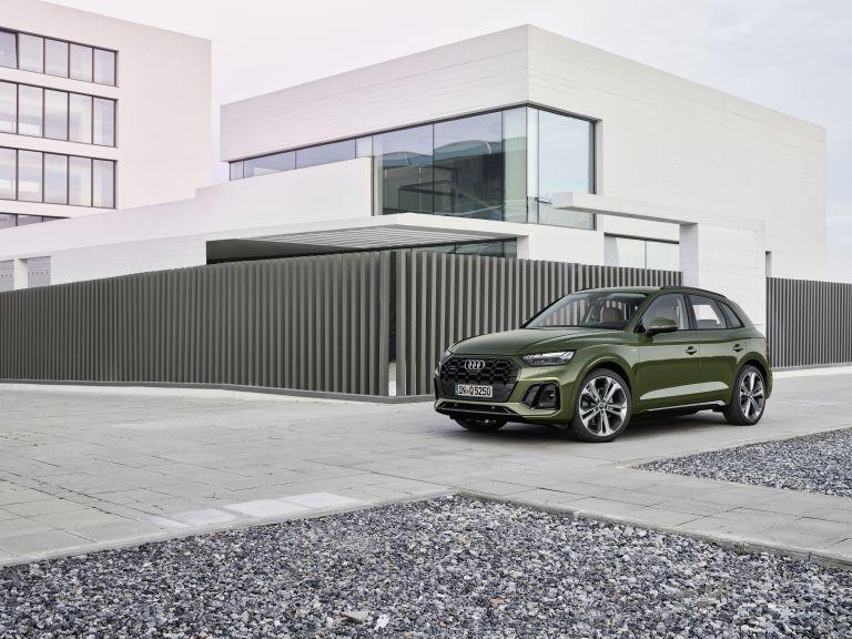 2020 Audi Q5 40 TDI quattro s-tronic 589287