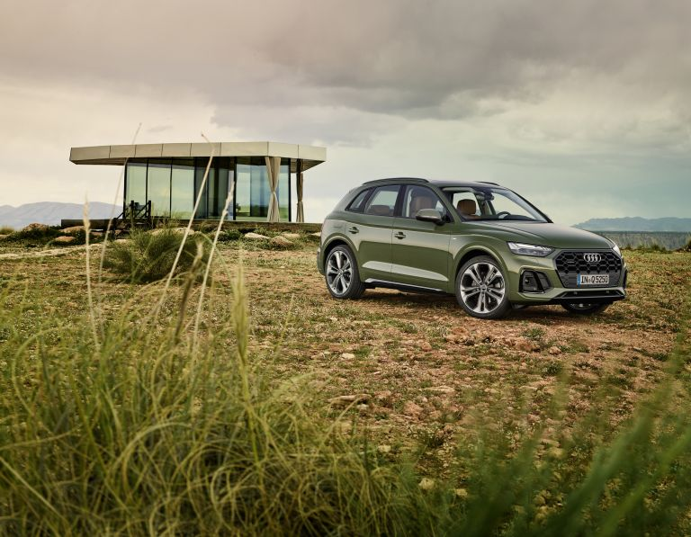 2020 Audi Q5 40 TDI quattro s-tronic 589299
