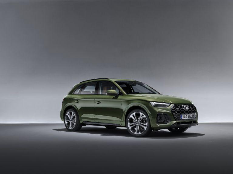 2020 Audi Q5 40 TDI quattro s-tronic 589306