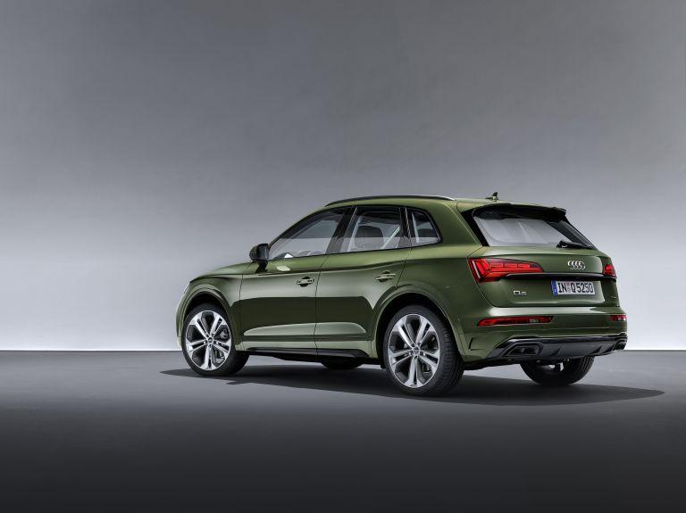 2020 Audi Q5 40 TDI quattro s-tronic 589307