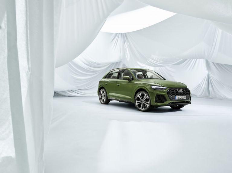 2020 Audi Q5 40 TDI quattro s-tronic 589313