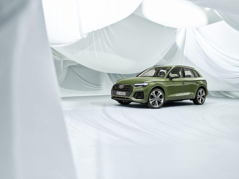 2020 Audi Q5 40 TDI quattro s-tronic 589317