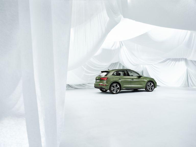 2020 Audi Q5 40 TDI quattro s-tronic 589322