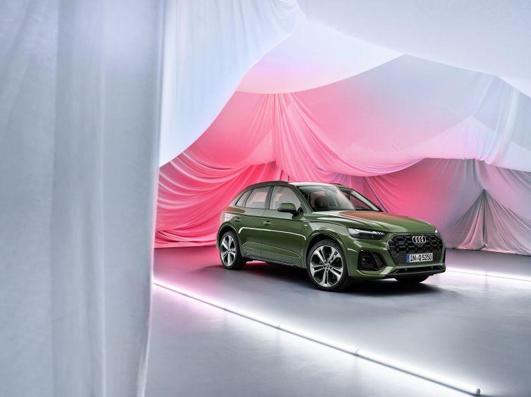2020 Audi Q5 40 TDI quattro s-tronic 589324