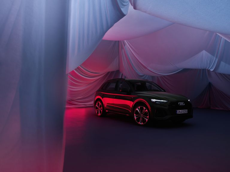 2020 Audi Q5 40 TDI quattro s-tronic 589326