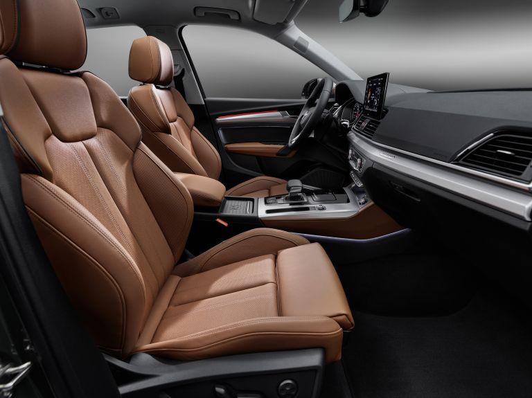 2020 Audi Q5 40 TDI quattro s-tronic 589341