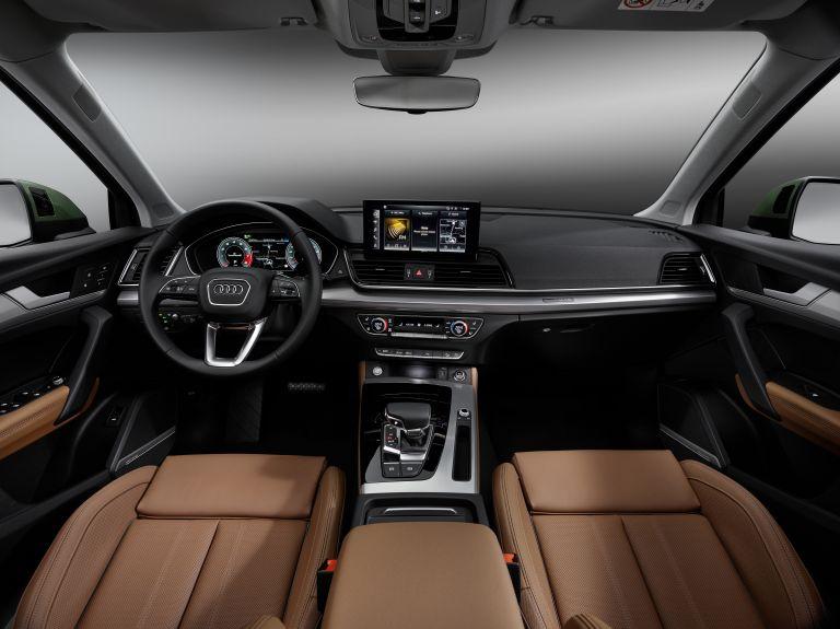 2020 Audi Q5 40 TDI quattro s-tronic 589343