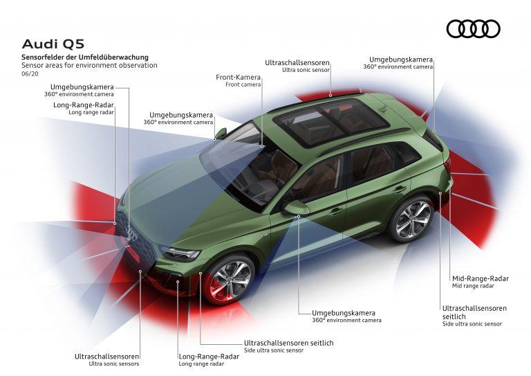 2020 Audi Q5 40 TDI quattro s-tronic 589350