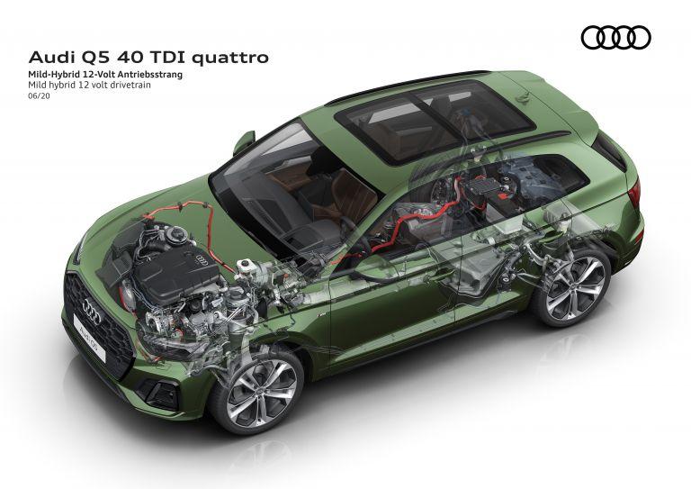 2020 Audi Q5 40 TDI quattro s-tronic 589352