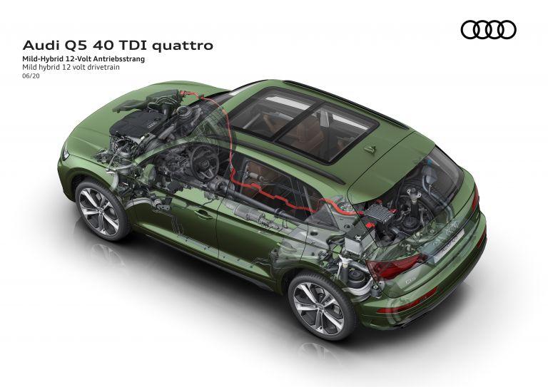 2020 Audi Q5 40 TDI quattro s-tronic 589353