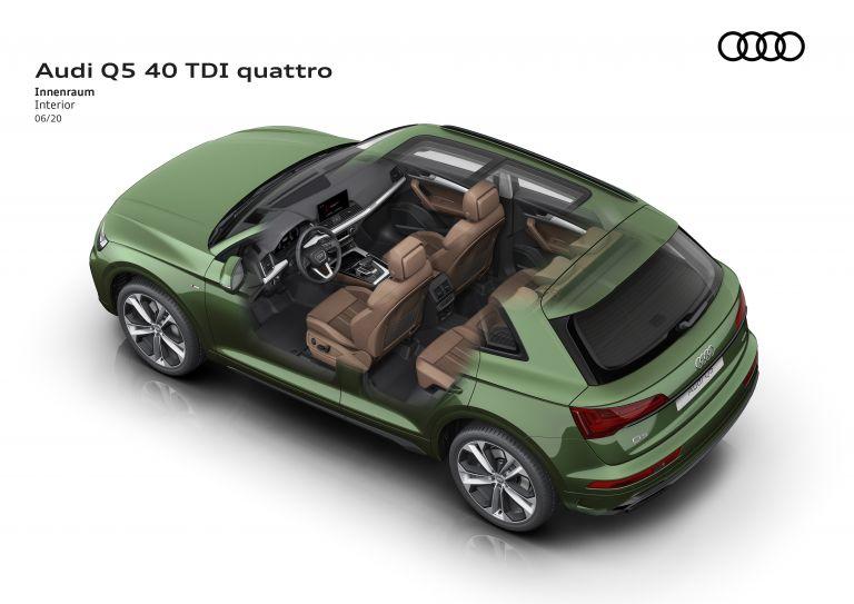 2020 Audi Q5 40 TDI quattro s-tronic 589354