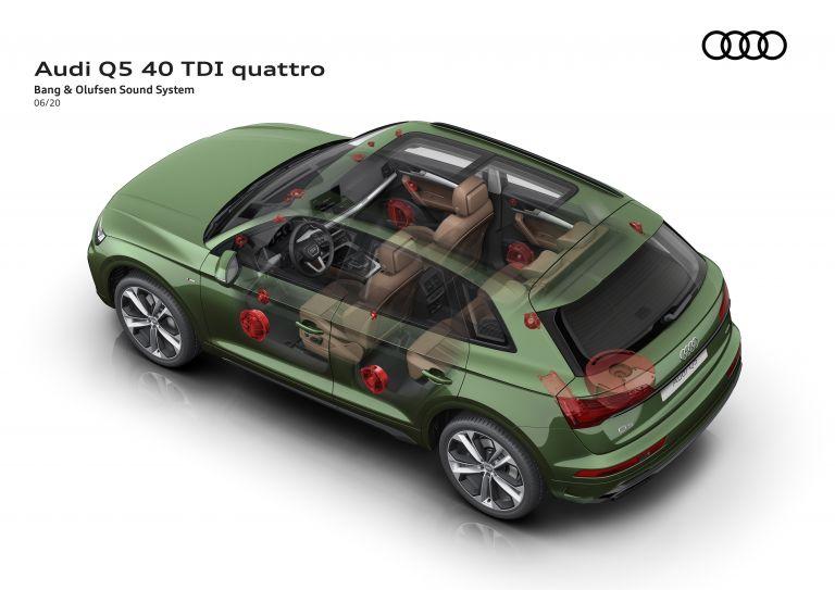 2020 Audi Q5 40 TDI quattro s-tronic 589355
