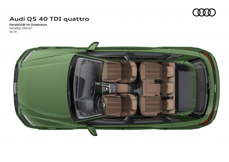 2020 Audi Q5 40 TDI quattro s-tronic 589356