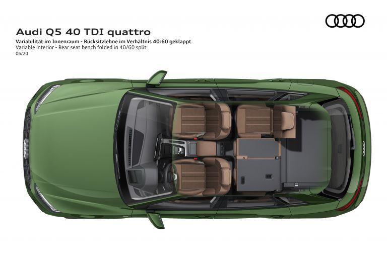 2020 Audi Q5 40 TDI quattro s-tronic 589358