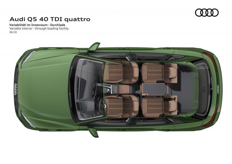 2020 Audi Q5 40 TDI quattro s-tronic 589359