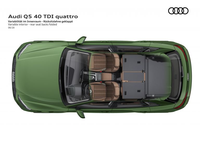 2020 Audi Q5 40 TDI quattro s-tronic 589360