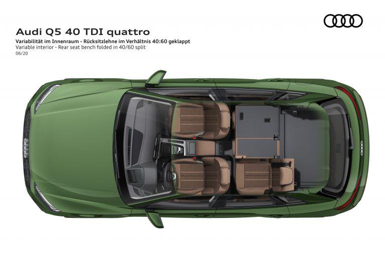 2020 Audi Q5 40 TDI quattro s-tronic 589361