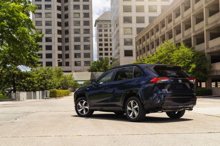 2021 Toyota RAV4 Prime SE 590085
