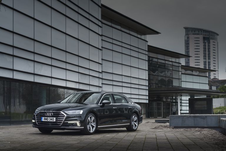 2020 Audi A8 L 60 TFSI e quattro - UK version 590478